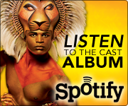 Listen to THE LION KING on Spotify