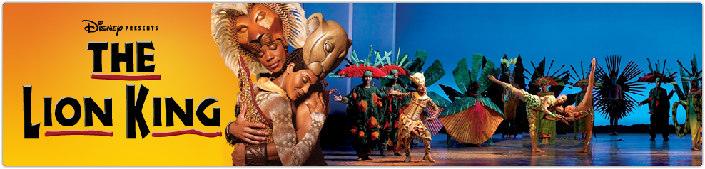 Disney's THE LION KING on Broadway!