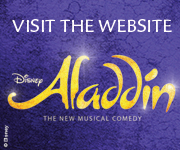 Visit the Website of Disney's ALADDIN