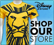 Visit THE LION KING Disney Store