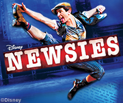 Visit the website of Disney's NEWSIES